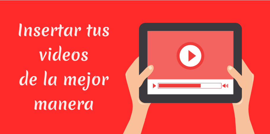Cómo Insertar Videos en WordPress sin Problemas