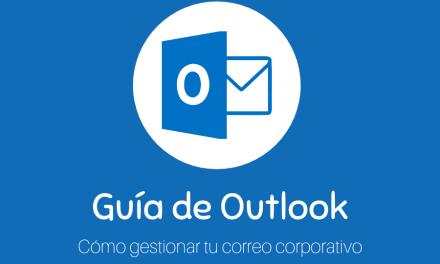 Cómo gestionar tu correo corporativo con Outlook