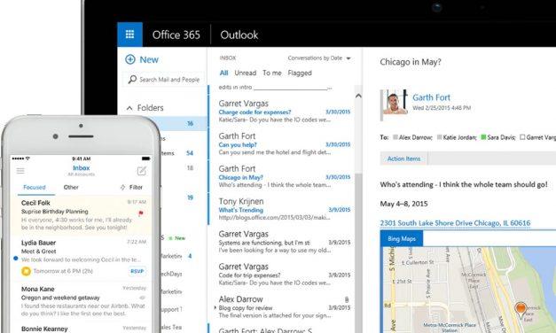 Correo Empresarial Microsoft