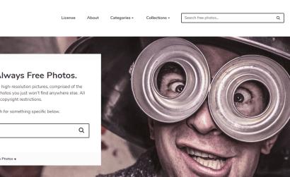 Gratisography: Locas fotografías para tu web